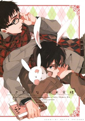 USAGI NI NATTA ONIISAMA | MY BROTHER BECAME A RABBIT